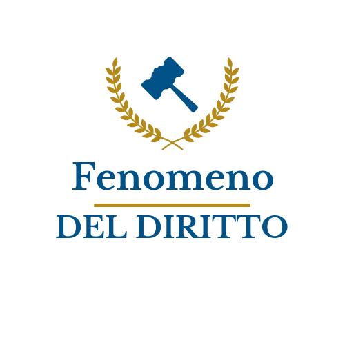 FENOMENO DEL DIRITTO